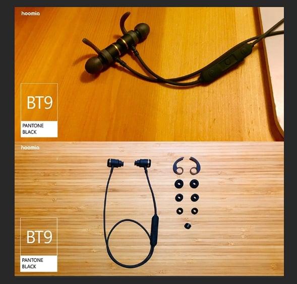 hoomia  BT9運動藍牙入耳式耳機