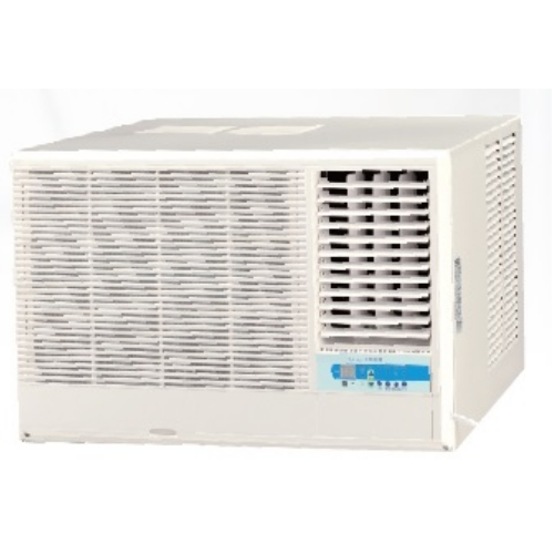 ★含標準安裝★【歌林 Kolin】 窗型冷氣KD-28206《4坪》右吹