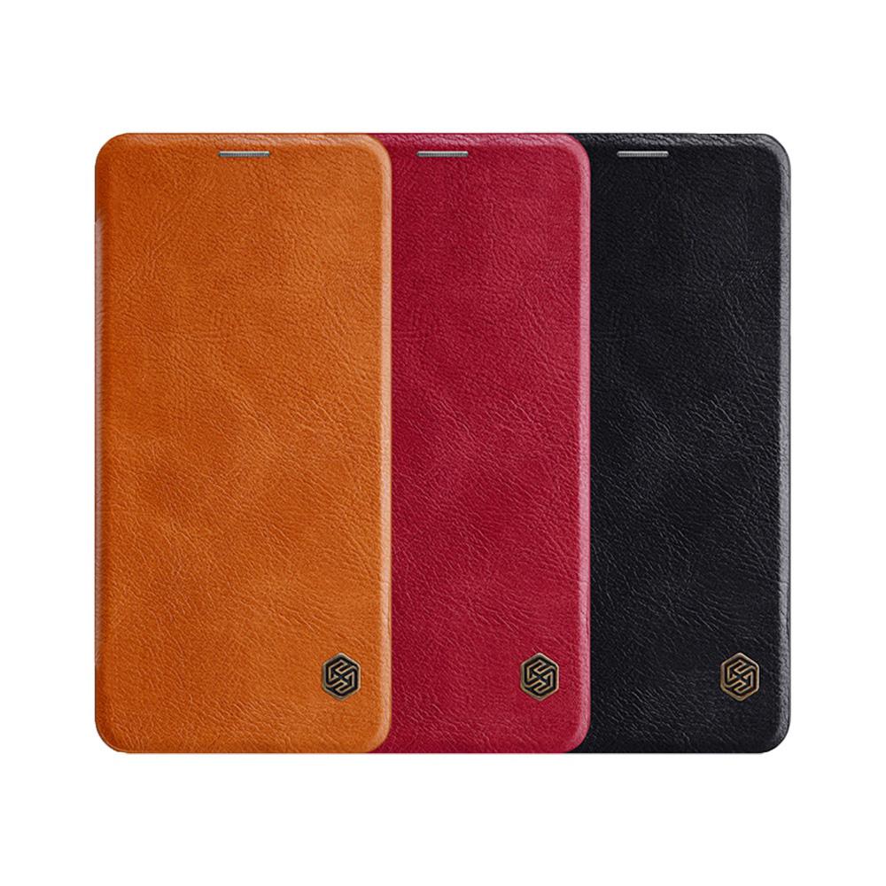 NILLKIN LG G7/G7+ ThinQ 秦系列皮套(棕色)