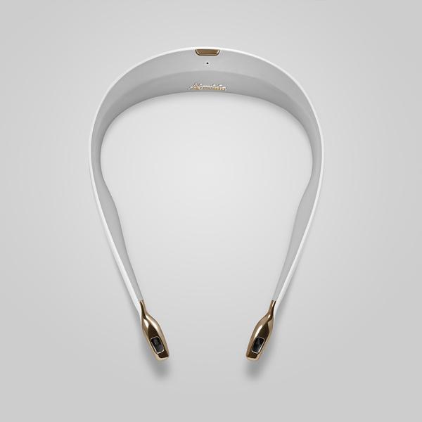 Airvida 頸掛式空氣清淨機-尊爵白