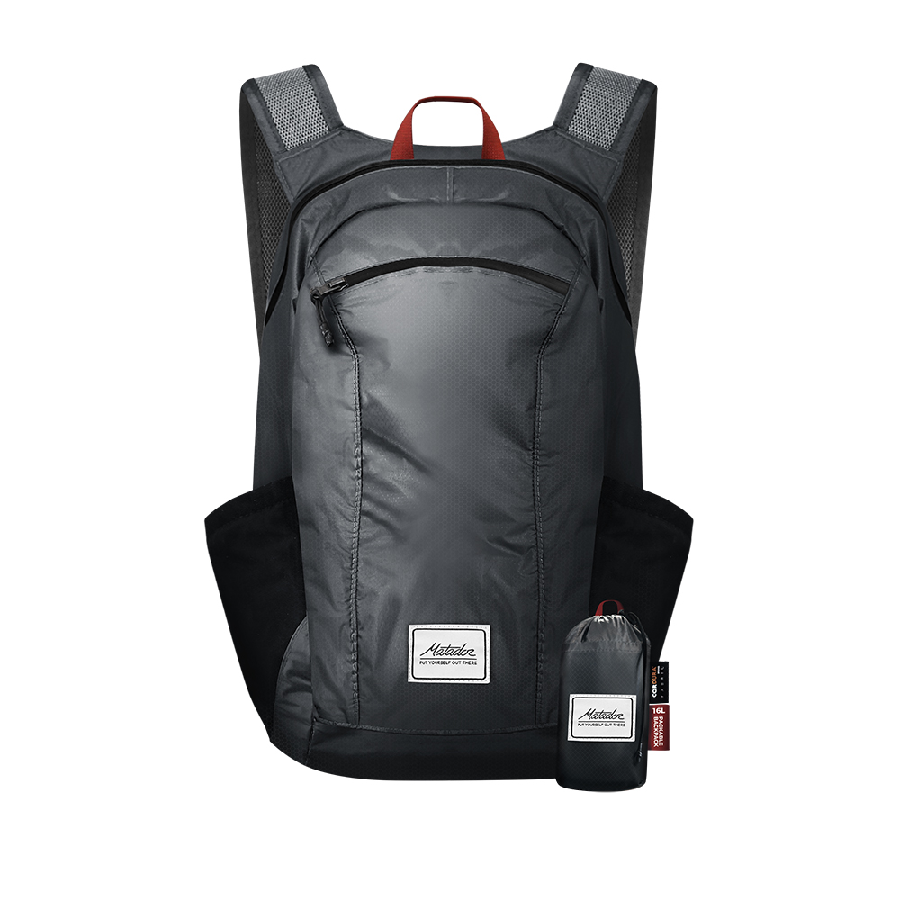 Matador DL16 Backpack 口袋型防水背包-灰色