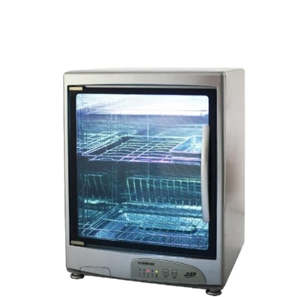 友情牌三層不鏽鋼紫外線烘碗機PF-3737
