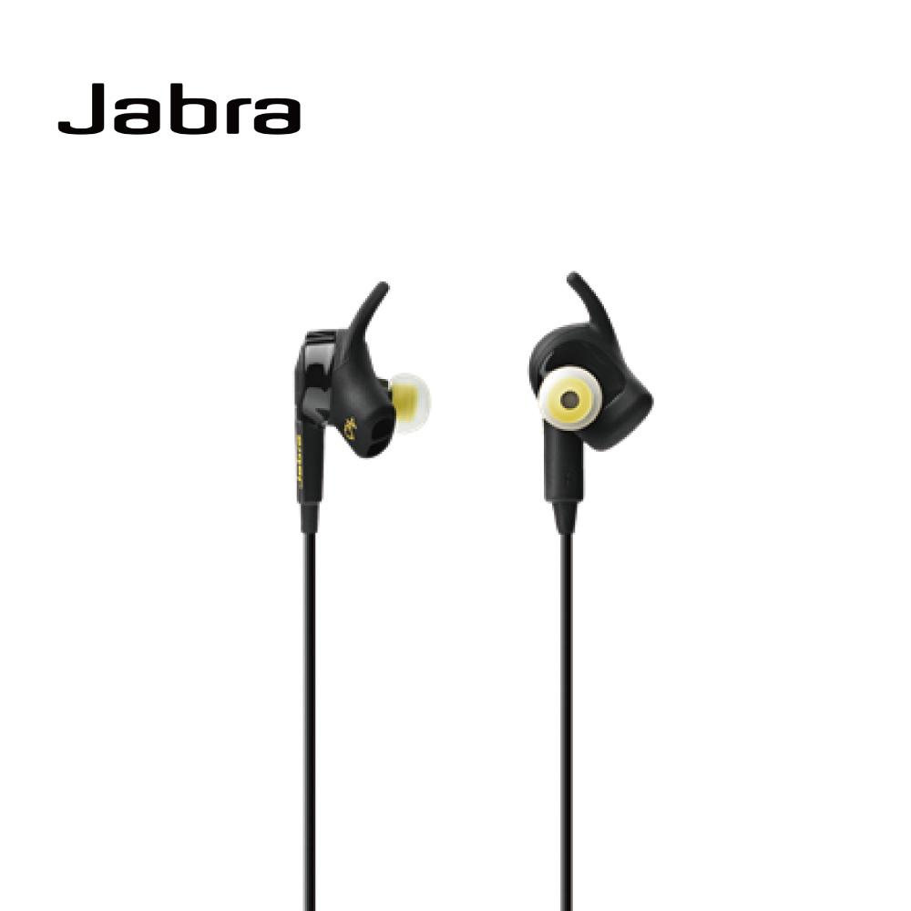 Jabra Sport Pulse SE心率偵測藍牙耳機 -黑黃