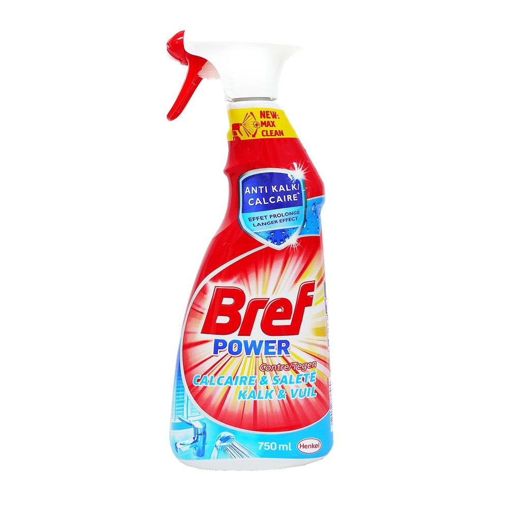 德國Bref 浴廁水洉清潔噴霧劑750mlx3入