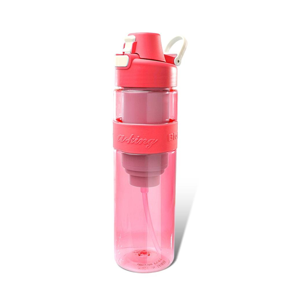 鹼性負氫濾水壺MT-P1 (粉紅色)