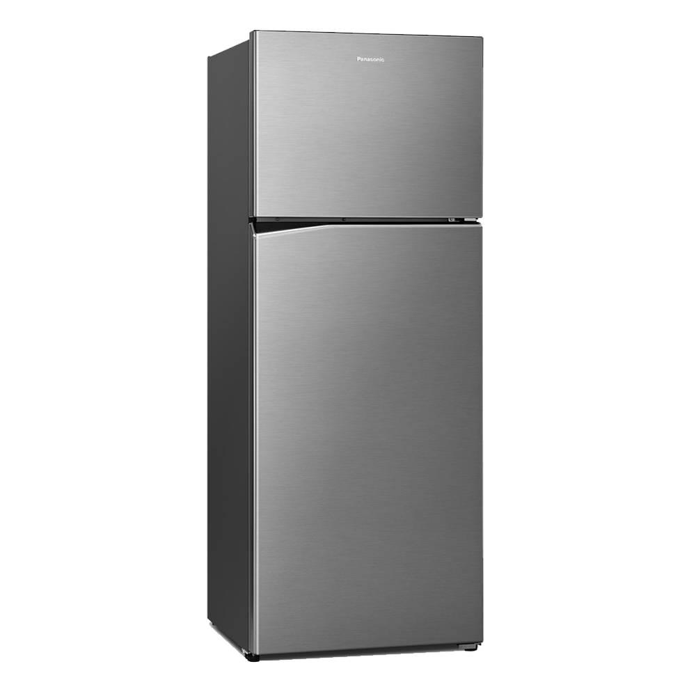 Panasonic 485L無邊框鋼板變頻雙門電冰箱 晶漾銀 NR-B481TV-S【贈基本安裝】