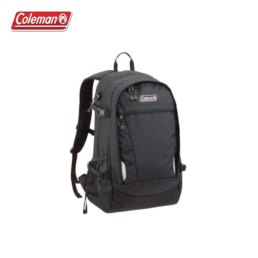 Coleman 健行者33 休閒實用後背包大 33L 經典黑 CM-B403JM0BK