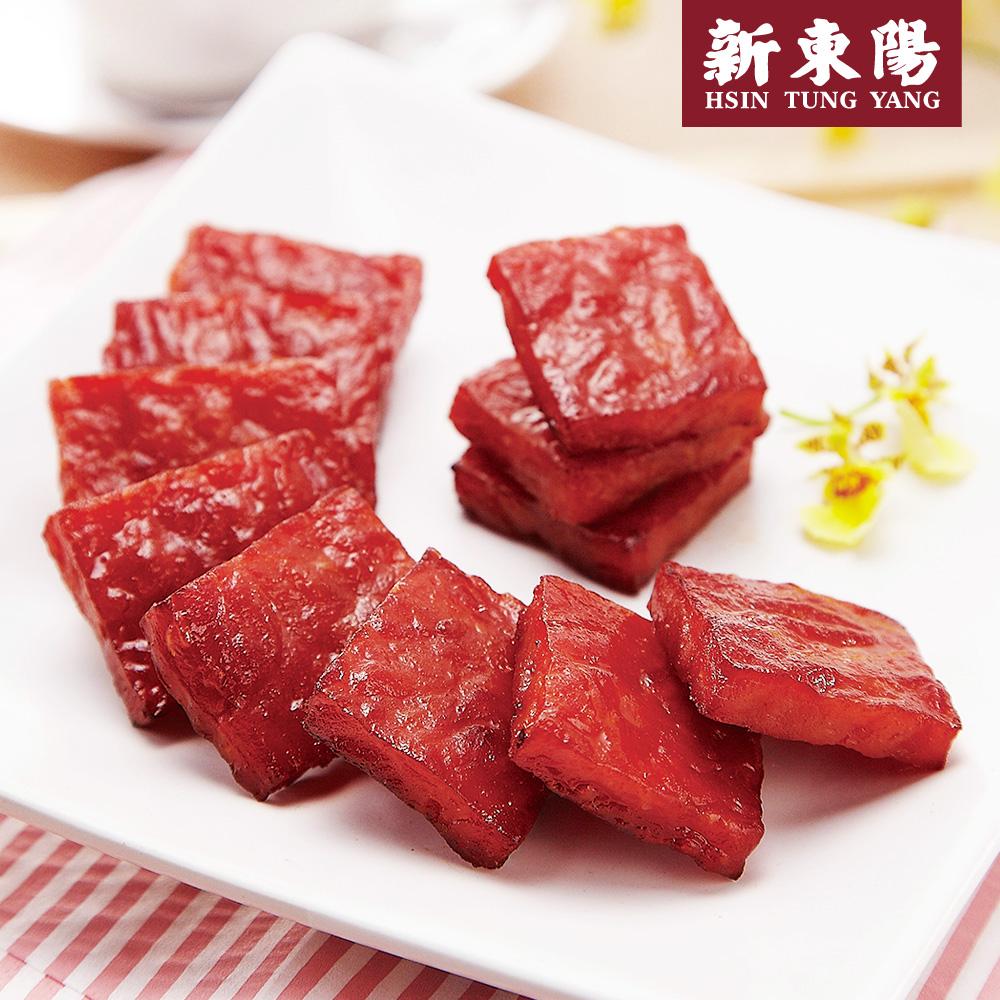 【新東陽】厚切豬肉乾(200g*3包)