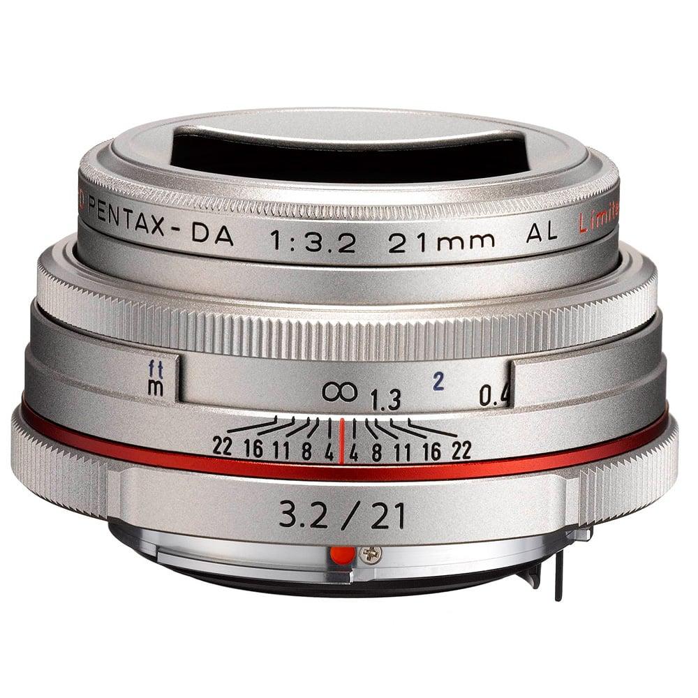 PENTAX HD DA 21mm F3.2 AL Limited_銀色【公司貨】