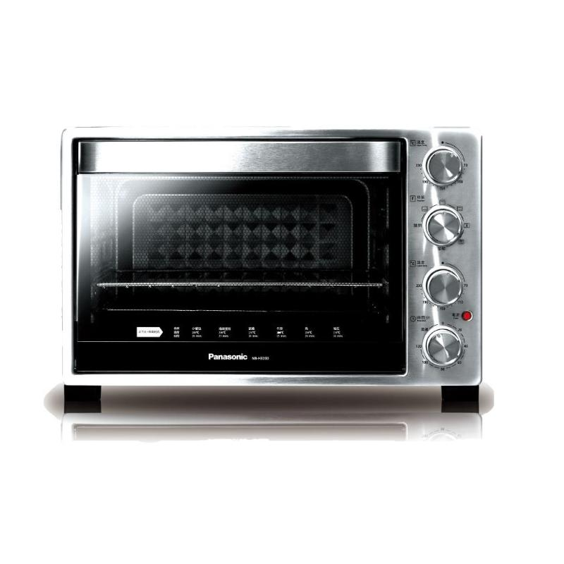 福利品 PANASONIC 32L雙溫控電烤箱 NB-H3200