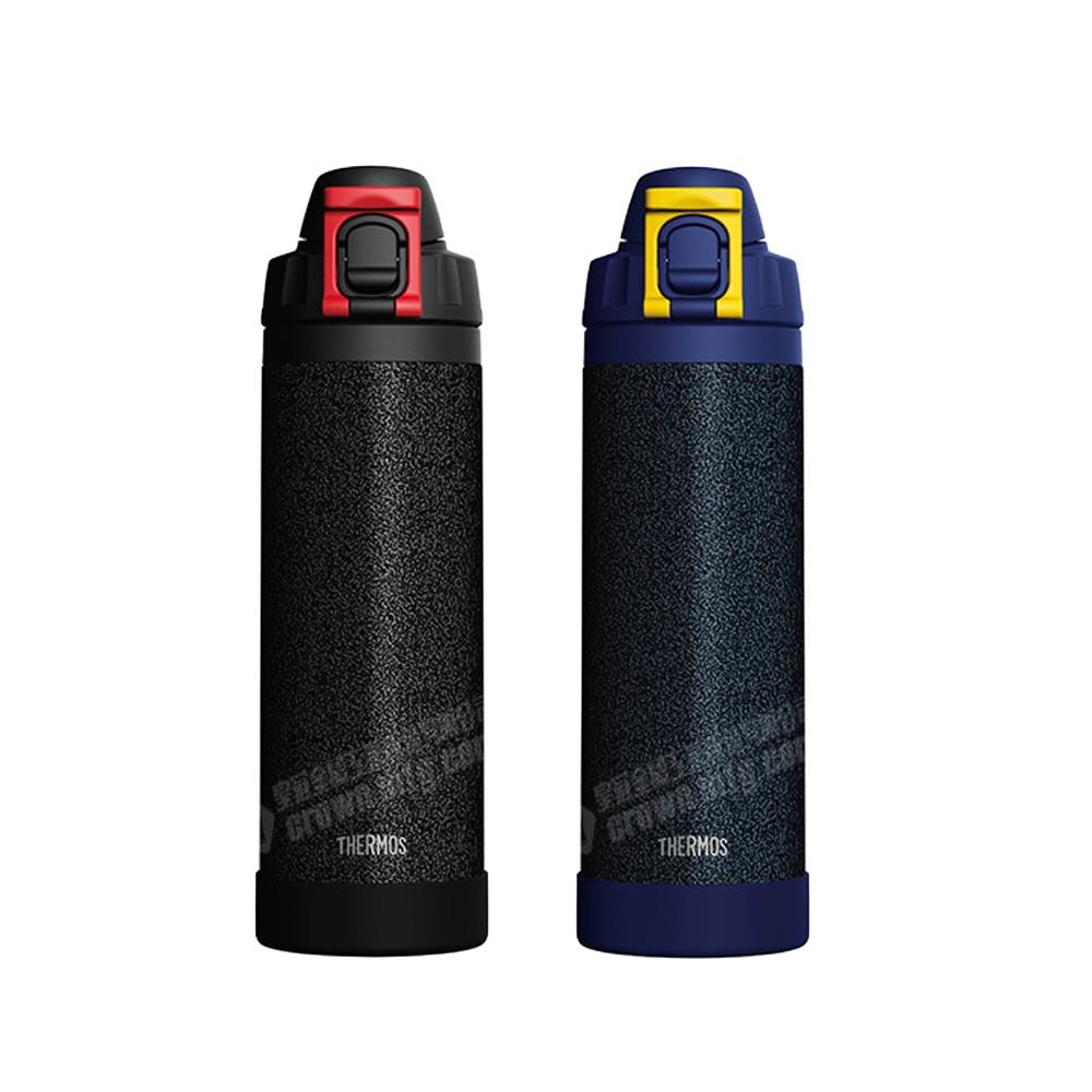 膳魔師1000cc不銹鋼真空保溫瓶保冷瓶錘印藍保溫杯FHS-1000WK-HTN