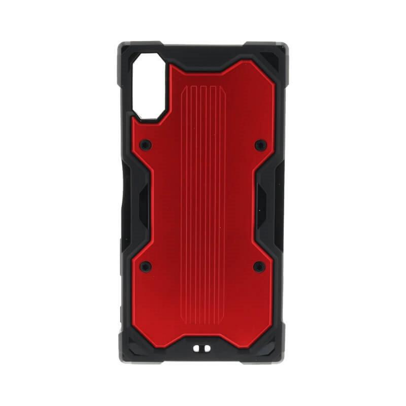 Leplus Sony XZ/XZs「MEGA BLOCK」軍規級耐衝擊強化防震殼(紅)