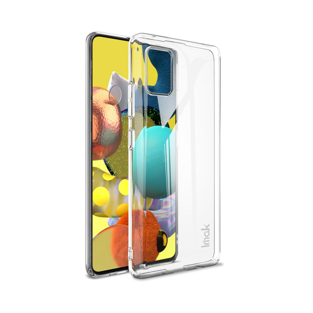Imak SAMSUNG Galaxy A51 5G 羽翼II水晶殼(Pro版)