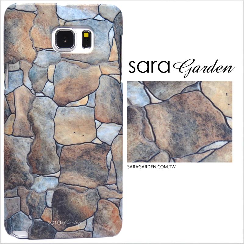 【Sara Garden】客製化 手機殼 Samsung 三星 S9 高清 拼接 大理石 紋路 保護殼 硬殼
