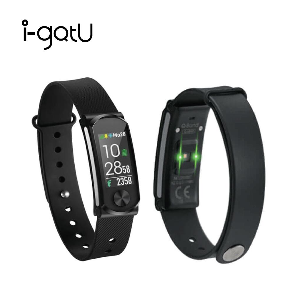 I-gotU Q-69HR 心率智慧手環-彩色顯示螢幕
