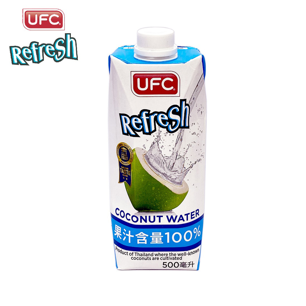 UFC椰子水x12瓶(500ml/瓶)