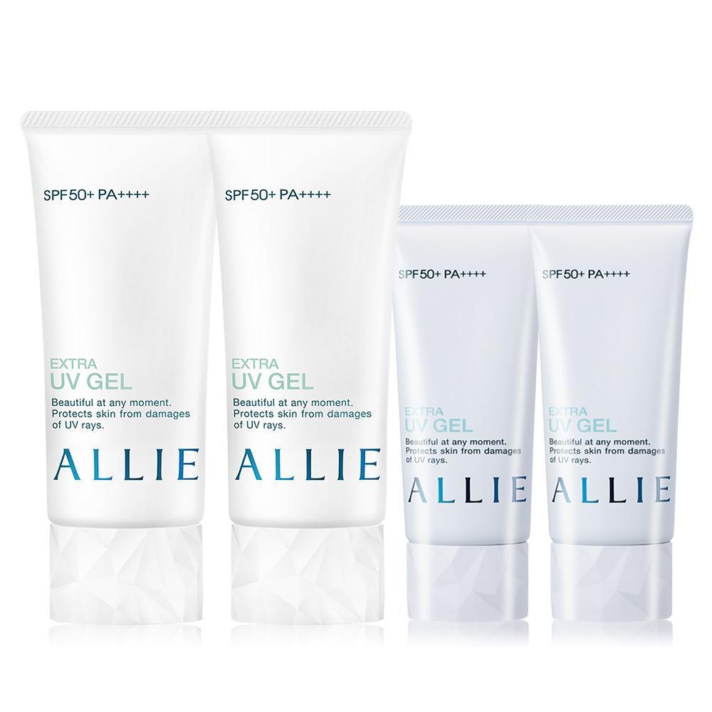KANEBO 佳麗寶 ALLIE EX UV高效防曬水凝乳(90g)+(40g)雙入周慶回饋組