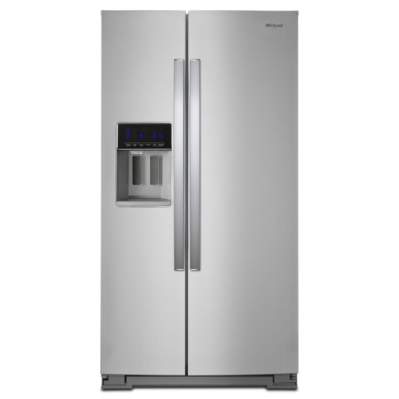 【Whirlpool惠而浦】840L/840公升變頻對開門冰箱/雙門冰箱 WRS588FIHZ