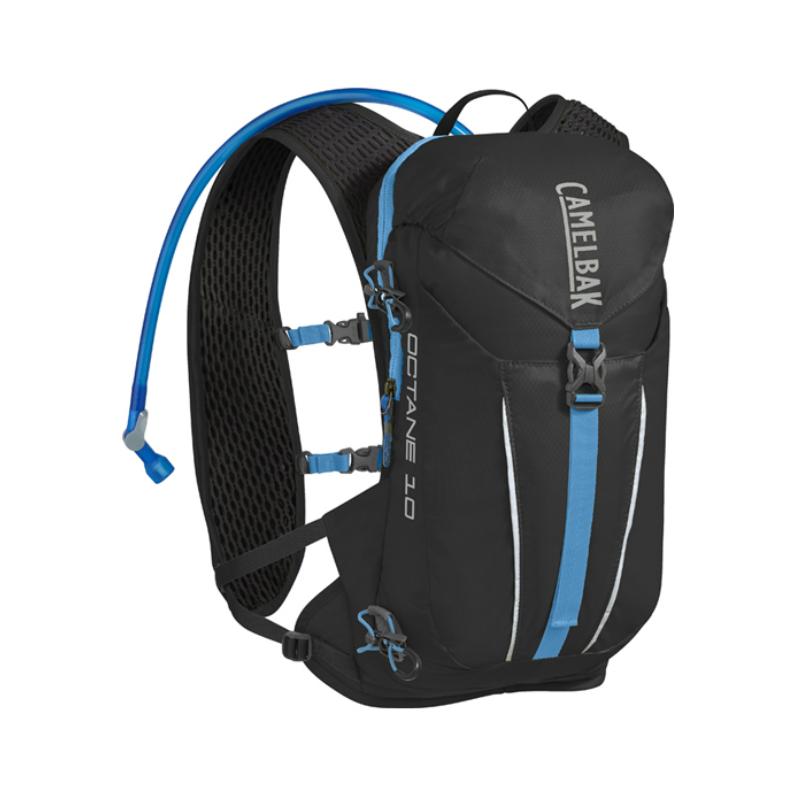 【美國 CAMELBAK】多功能水袋背包(附2L水袋) 黑