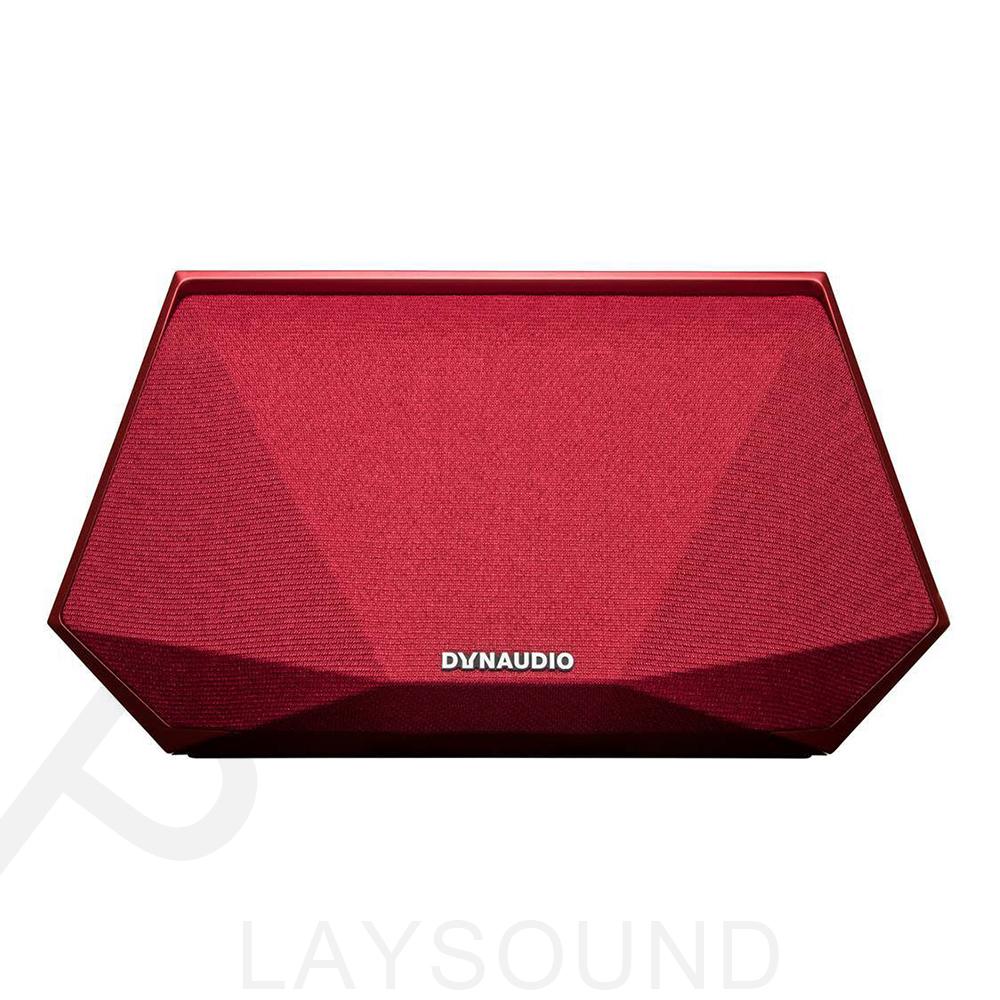 丹拿Dynaudio Music 3紅色 無線藍牙WiFi喇叭