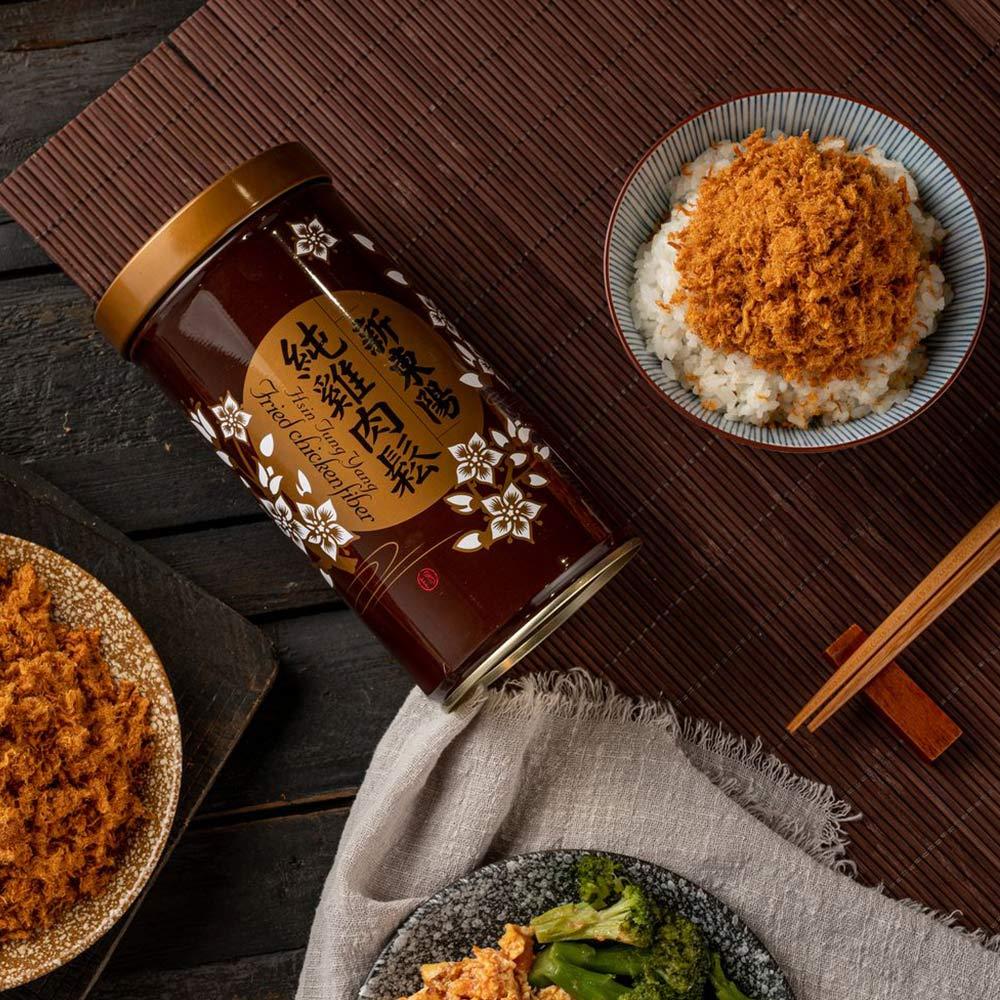 【新東陽】純雞肉鬆 (225g*2 罐)