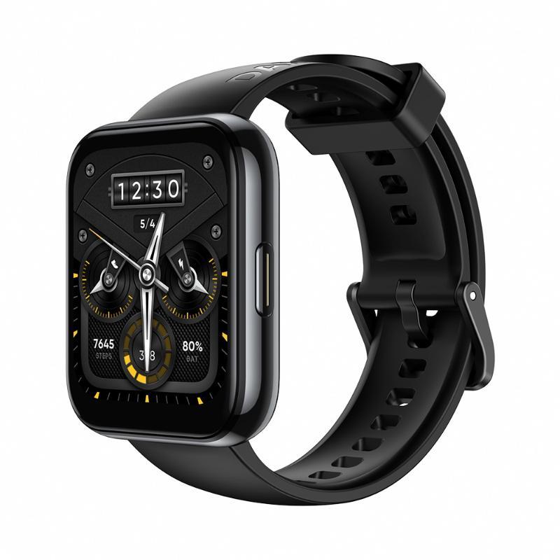 【血氧檢測】realme Watch 2 Pro 智慧手錶 黑