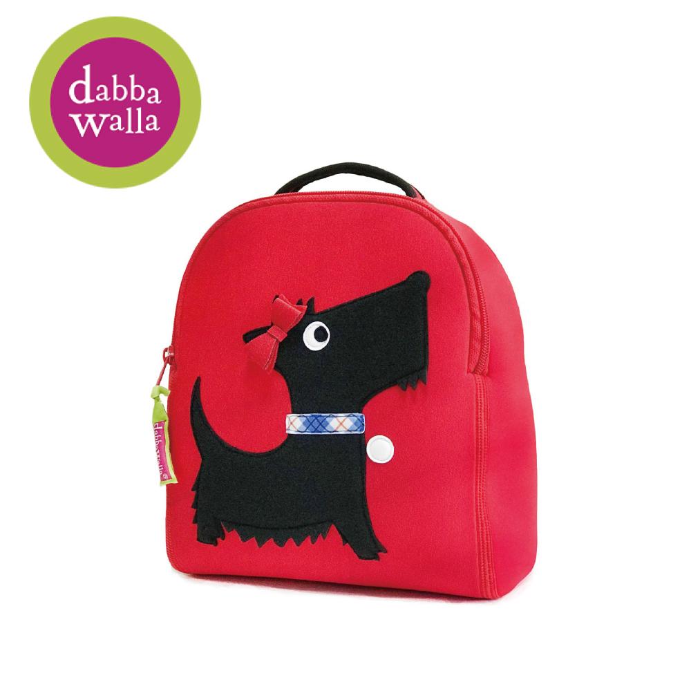 美國Dabbawalla瓦拉包 -貴族犬防走失兒童後背包