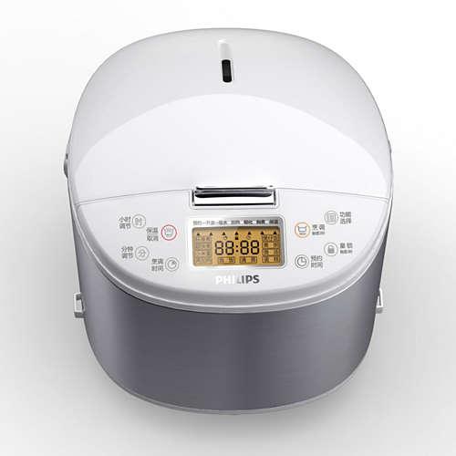 【超值福利品】PHILIPS飛利浦觸控感應式電子鍋 HD3075