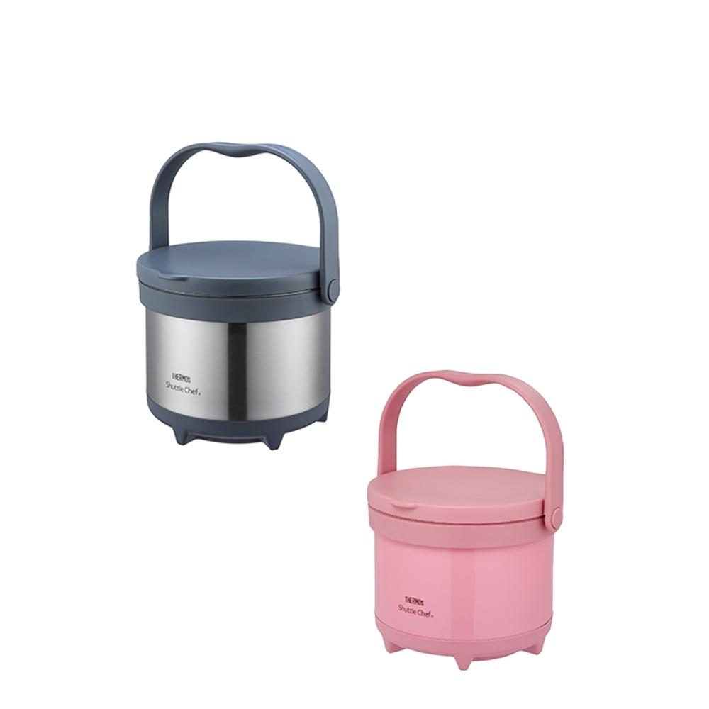 膳魔師3000ml燜燒提鍋燜燒鍋粉色TCRA-3000-P