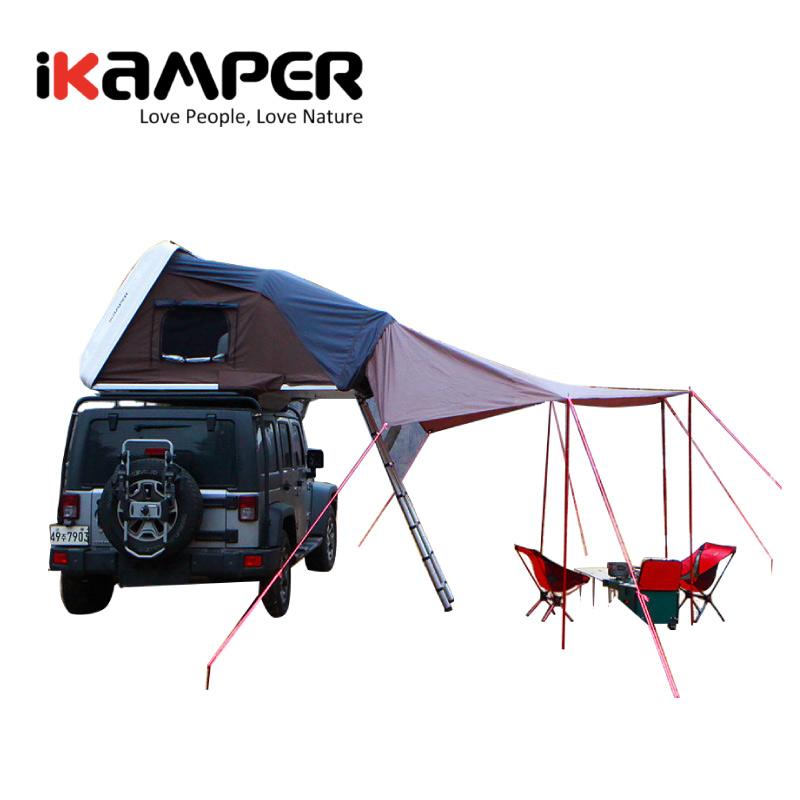 IKAMPER Skycamp 車頂帳蓬配件 Awning 車邊遮陽蓬 天幕帳篷 延伸邊帳 炊事帳