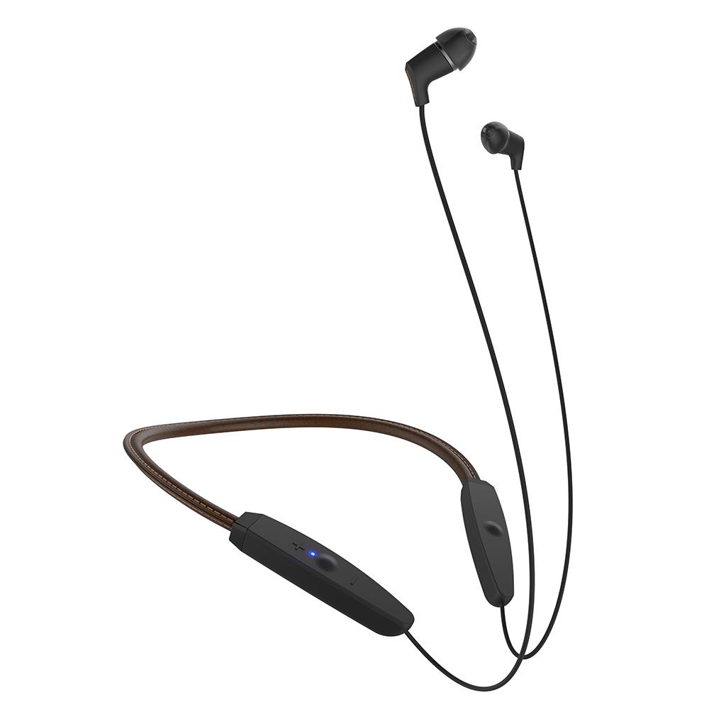 【KLIPSCH 古力奇】頸掛式 無線入耳式耳機 R5-NECKBAND 黑色