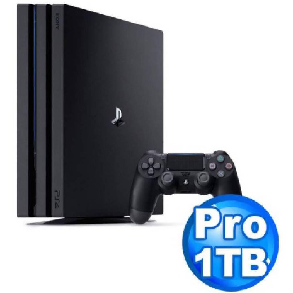 SONY PS4 Pro 1TB 黑 (CUH-7218BB01)