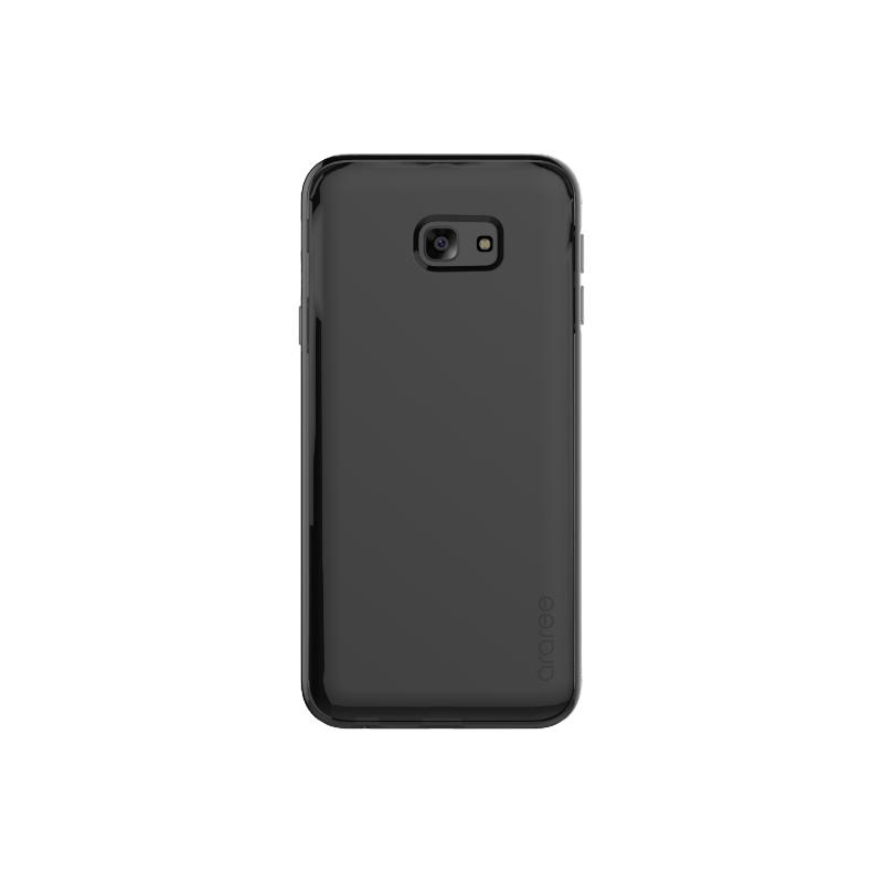 SAMSUNG Galaxy J4+ KD Lab TPU握感背蓋 黑