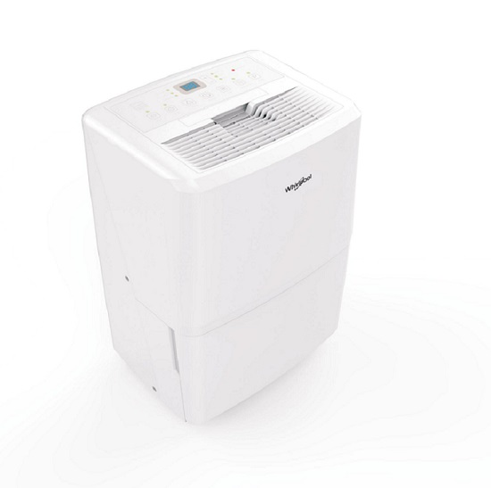 【Whirlpool惠而浦】16L節能除濕機 WDEE30AW (WDEE30W新款上市)