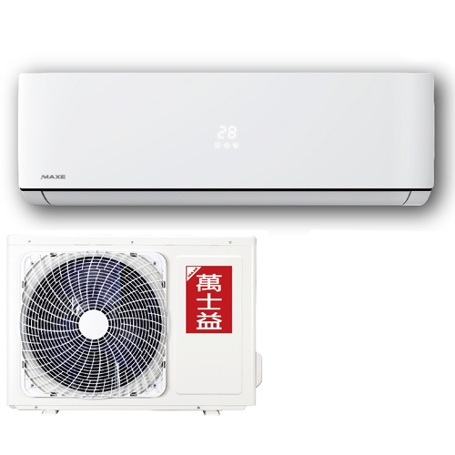 MAXE萬士益 6-7坪定頻分離式冷氣 MAS-41MS/RA-41MSN