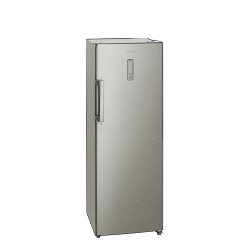 Panasonic 242公升直立式冷凍櫃 NR-FZ250A-S