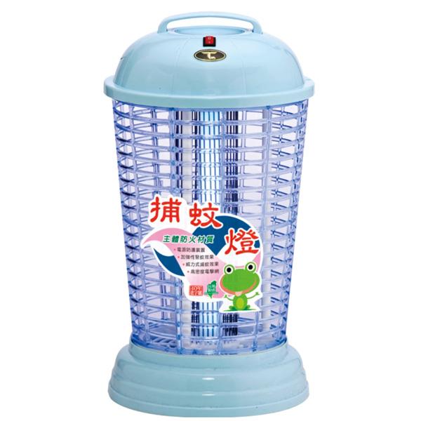 ✸下殺8折起【東銘】10W電子式捕蚊燈 TM-0102