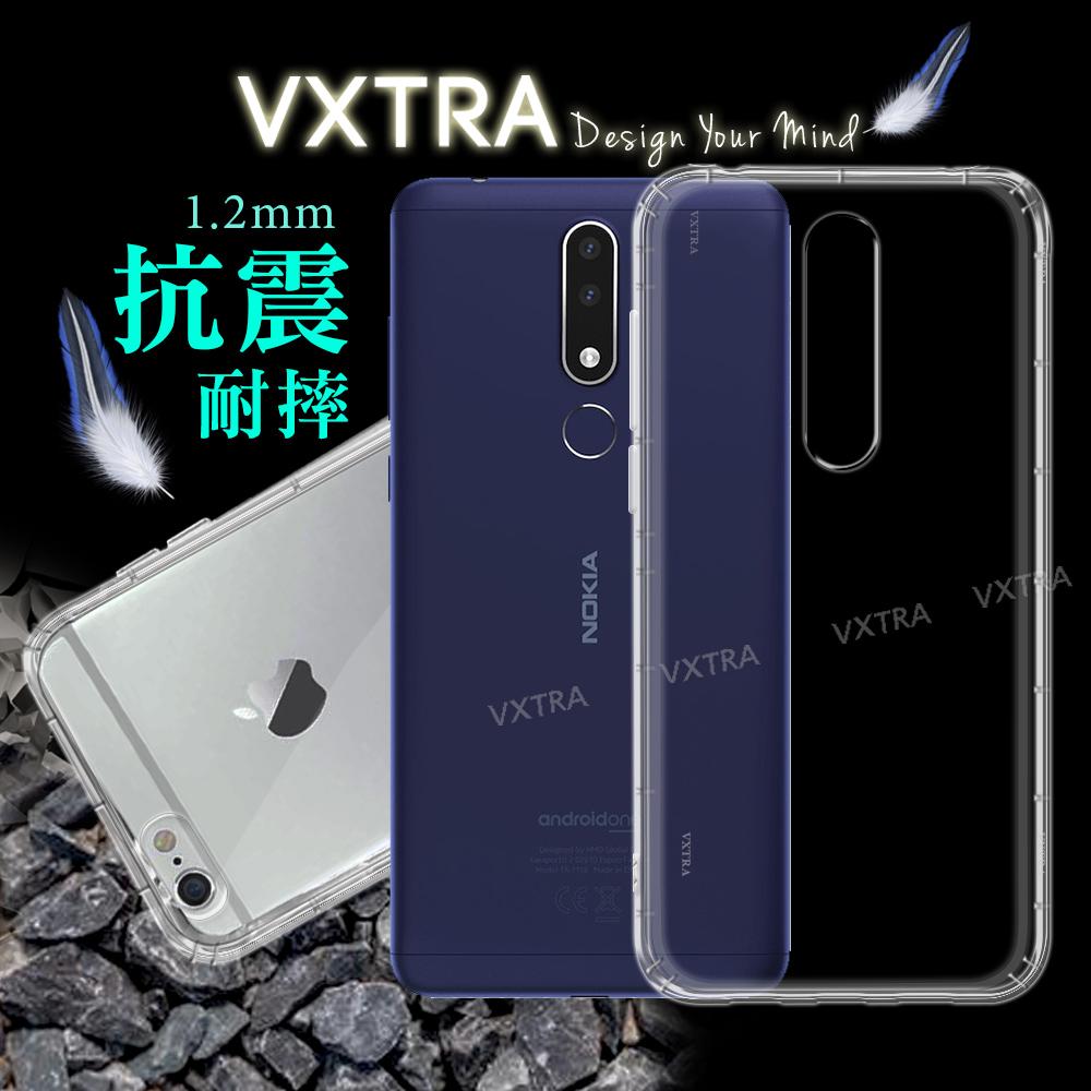 VXTRA Nokia 3.1 plus 防摔氣墊保護殼 空壓殼 手機殼