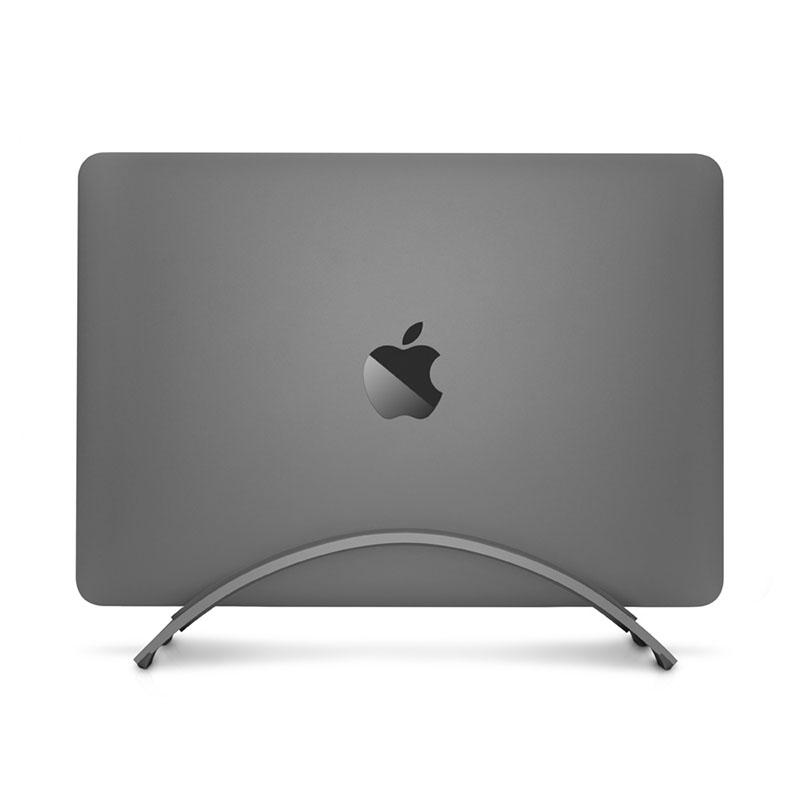 Twelve South BookArc 直立式筆電座 for MacBook - 太空灰
