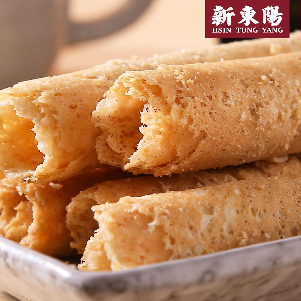 【新東陽】肉鬆蛋捲禮盒 (原味*1盒+海苔*1盒),免運