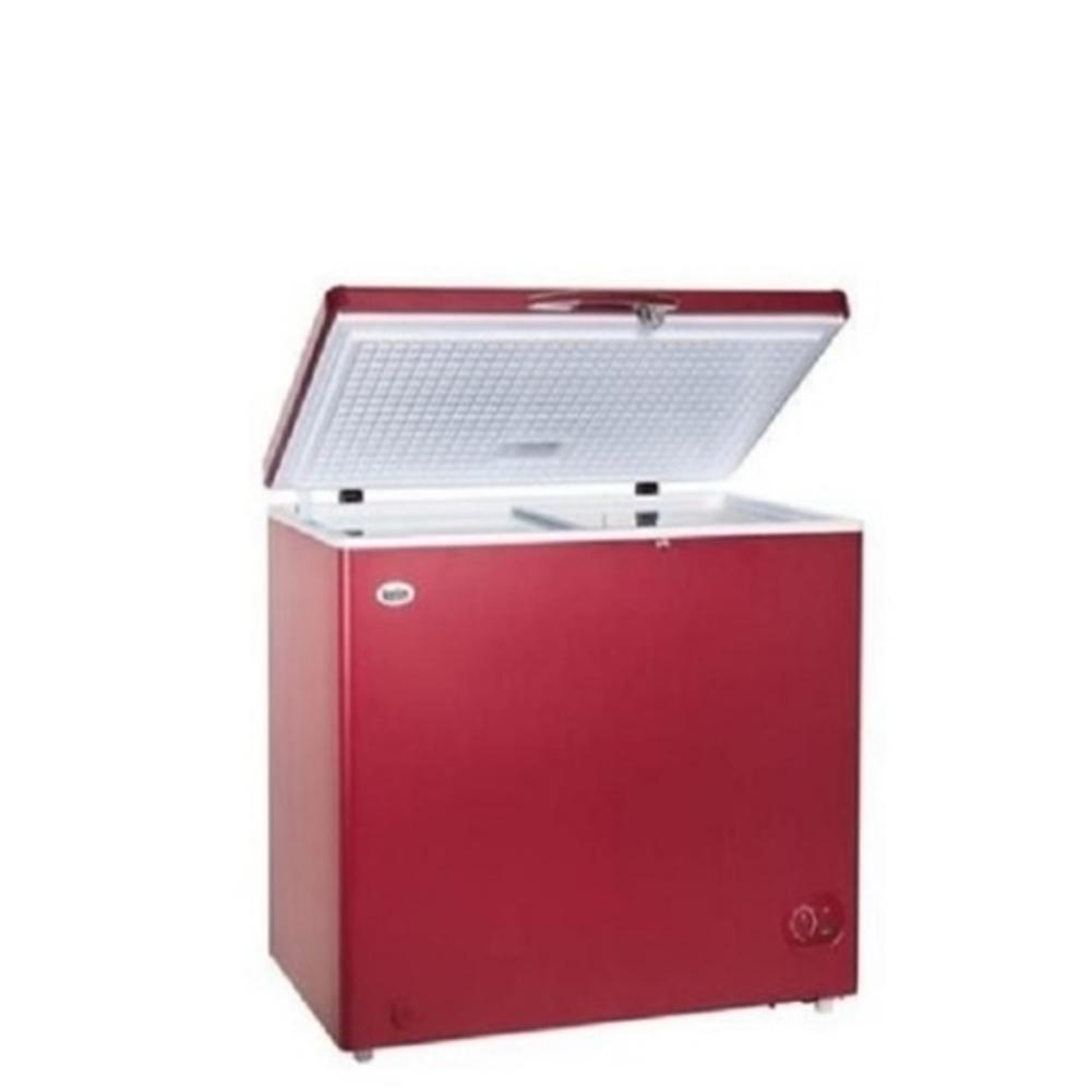 (含運無安裝)歌林 300L冰櫃紅色冷凍櫃KR-130F02