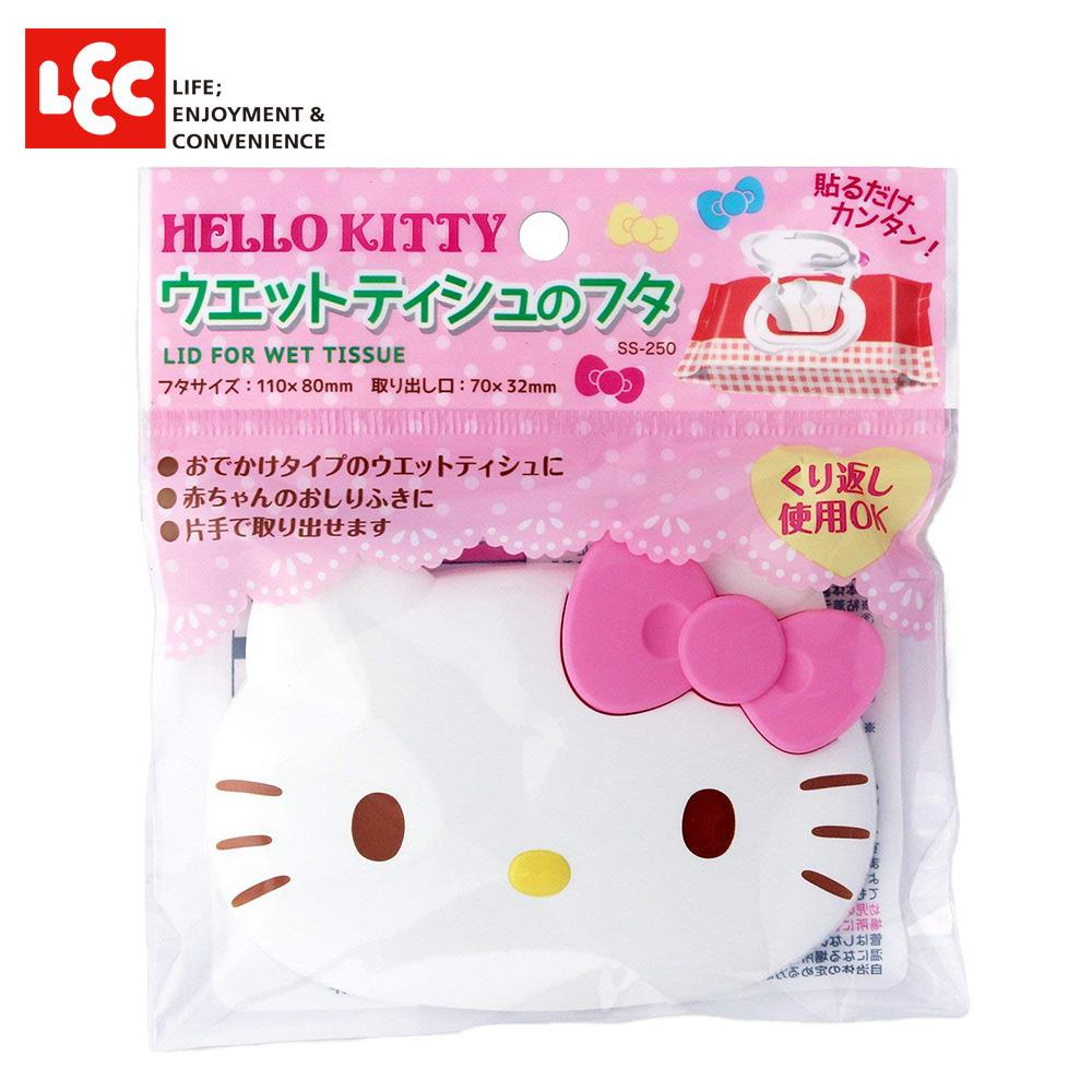 【日本LEC】KT造型濕紙巾蓋