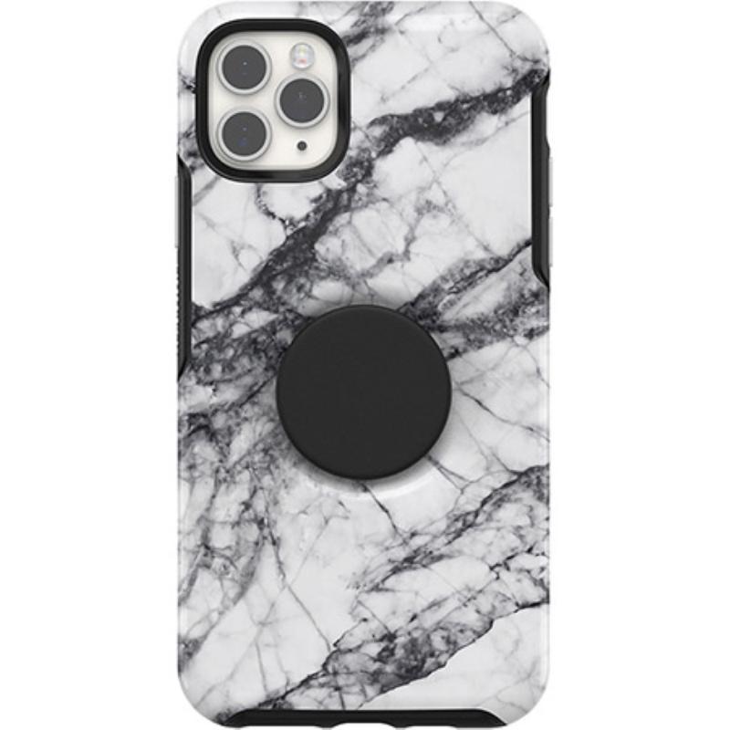 OtterBox 炫彩幾何泡泡騷保護殼iPhone 11 Pro Max 6.5 大理石白