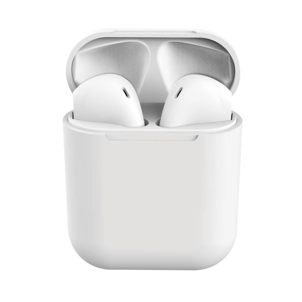 MusicRIDER ES26 藍牙5.0 無線耳機-皚雪白