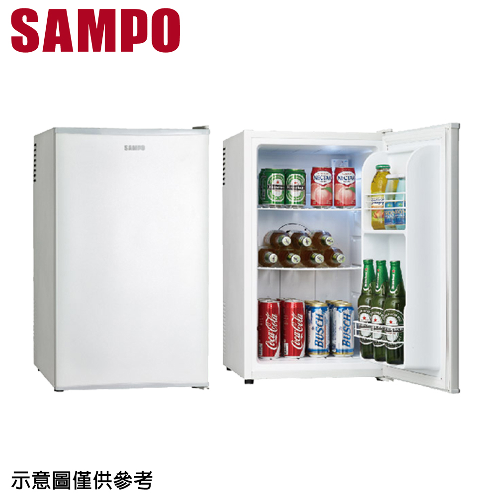 【SAMPO聲寶】70公升單門冰箱KR-UA70C(只送不裝)