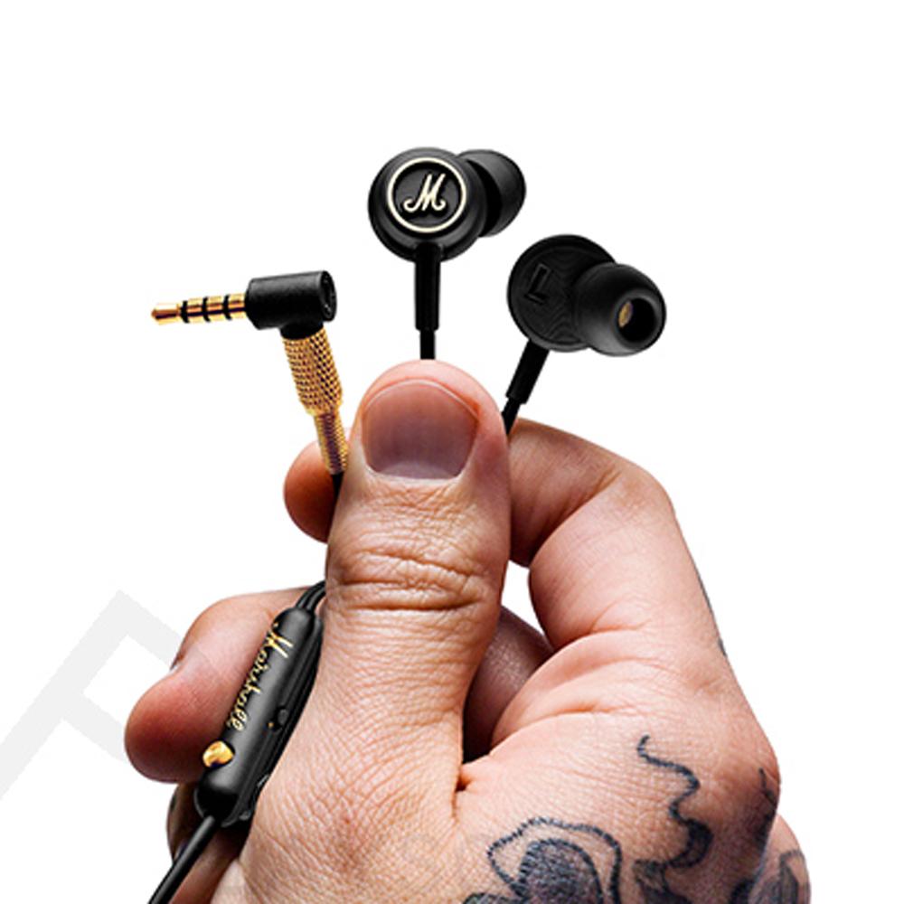 MARSHALL MODE EQ 可調重低音 智慧型手機專用 耳道式耳機