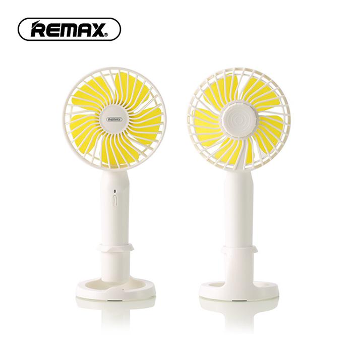 REMAX 香薰支架便攜風扇-白色