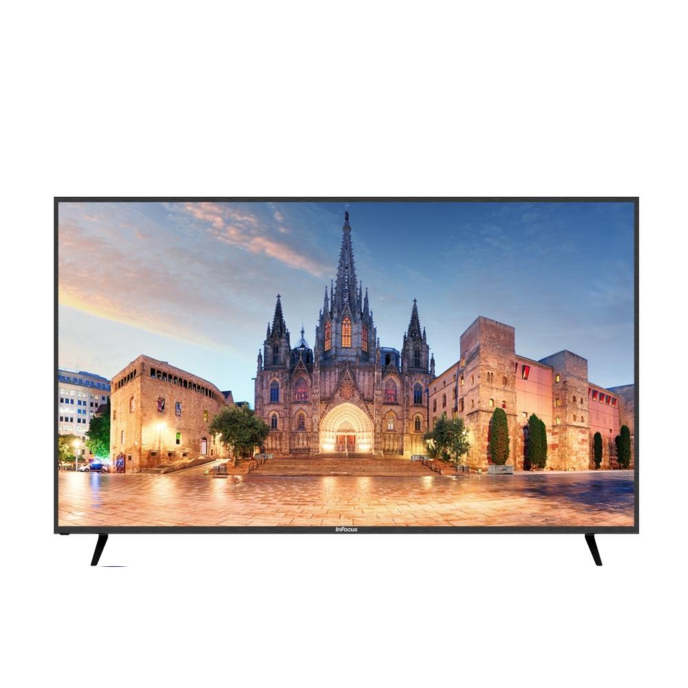 (含運無安裝)InFocus鴻海富可視65吋4K聯網電視WA-65UA600