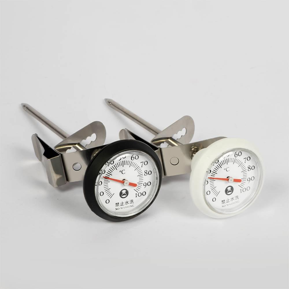 泰摩 TIMEMORE 雙用指針式溫度計-黑色