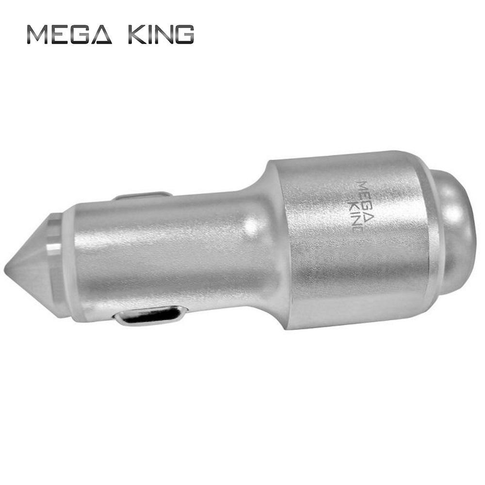雙輸出車充藍芽耳機 MK301